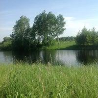 Photo taken at Норки (Большеречье) by Игорь on 6/22/2013