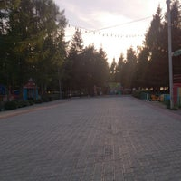 Photo prise au Советский Парк par Игорь le8/27/2014