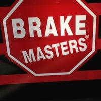 Photo taken at Brake Masters by Mario B. on 2/21/2013
