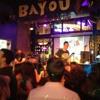 Photo taken at The Bayou Cafe by Jacklyn D. on 2/3/2013