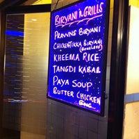 Photo taken at Biriyani 'n Grills by Sujay on 1/6/2013