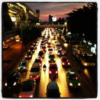 Photo taken at BTS Mo Chit (N8) by Neng A. on 12/20/2012