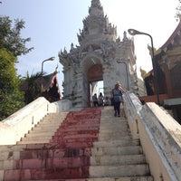 Photo taken at Wat Prathat Cho Hae by pisut n. on 1/4/2013