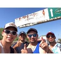 Photo taken at Frontera Guasaule by JuanSa G. on 3/22/2015