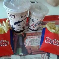 Photo taken at Bob's by Thais H. on 1/23/2013