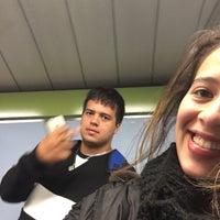 Photo taken at Metro Quintana by Carol on 2/10/2016