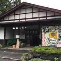 Photo taken at おっきりこみのふる里 by kukki on 8/14/2017