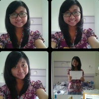Photo taken at Frateran Senior High School by Agnes Y. on 2/21/2013