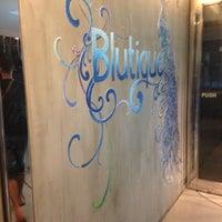 Photo taken at Blutique Hotel by Erda S. on 6/20/2013