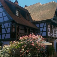 Photo taken at Koehly vin d'Alsace by Sanyi S. on 7/30/2016