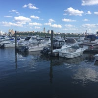 Photo taken at Edgewater Marina by 💎 Naz C. on 6/28/2017