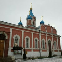 Photo taken at Церковь Тихвинской Иконы Божией Матери by Denis G. on 12/13/2015