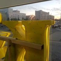 Photo taken at Стильные Кухни by Denis G. on 9/16/2017