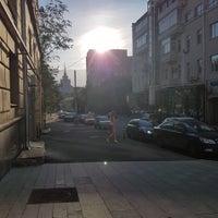 Photo taken at Проточный переулок by Denis G. on 7/19/2017