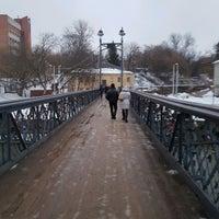 Photo taken at Банный мост by Denis G. on 2/24/2017