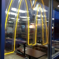 Photo taken at McDonald's by Ali I. on 1/11/2013