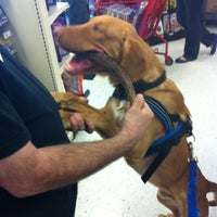 Photo taken at Chuck & Don's Pet Food Outlet by Michael Corbett S. on 10/1/2012