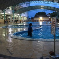 Photo taken at ASRC Swimming pool by Haswany H. on 9/15/2017