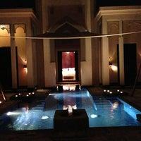 Photo taken at Al Areen Palace & Spa by Abdulaziz A. on 6/19/2013