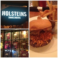 Photo taken at Holsteins Shakes and Buns by Jerome T. on 6/20/2013