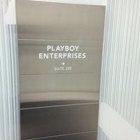 Photo taken at Playboy Enterprises, Inc. by Santi F. on 6/20/2013