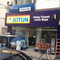 Photo taken at jotun oktay ticaret by Ufuk O. on 3/1/2013