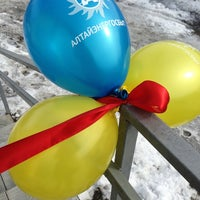 Photo taken at Кытмановский Участок ОАО Алтайэнергосбыт by Alexandra I. on 3/19/2013