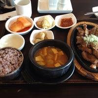 Photo taken at 국민대학교 청향 by 쏘오 on 9/9/2013