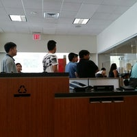 Photo taken at Bank Of America by Mohammed R. on 8/27/2014