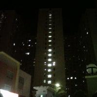 Photo taken at Apartment Gading Nias, pulo gadung, Jakarta by syavira r. on 7/26/2013