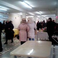 Photo taken at Школа №92 by Илья Г. on 1/27/2013