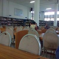 Photo taken at Badan Perpustakaan, Arsip dan Dokumentasi Provinsi Sumatera Utara by Rahel J. on 1/15/2013