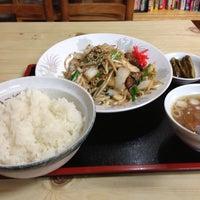 Photo taken at かっぱ飯店 by Hiroyuki K. on 8/7/2013
