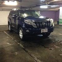 Photo taken at Wash Me Car Wash by GlennKrestine H. on 6/9/2014