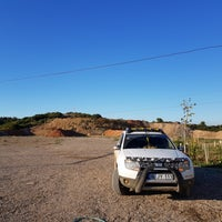 Photo taken at Mudanya Atış Poligonu by Emre B. on 10/10/2017