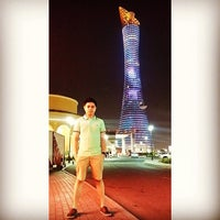 Photo taken at The Torch Doha by pauloemman P. on 3/14/2014