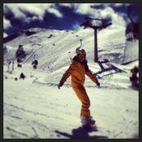 Foto tomada en Estación de Esquí de Sierra Nevada por Sasha S. el 3/3/2013
