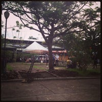 Photo taken at Matina Town Square by Sam Millan G. on 1/30/2013