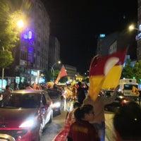 Photo taken at İnönü Caddesi by Ahmet K. on 5/5/2013