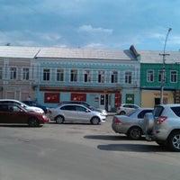Photo taken at Гостинный двор by Sergey P. on 6/28/2013