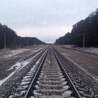 Photo taken at Борзовая Заимка by Антон П. on 12/15/2013