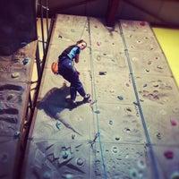 Photo taken at Diapason - Terrains de sport by Marine Q. on 1/21/2013