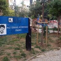 Das Foto wurde bei Ali İsmail Korkmaz Parkı von Mert ☮ am 10/22/2017 aufgenommen