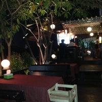 Photo taken at ร้านอาหารบ้านต้นไม้ by Walanphorn U. on 1/8/2013
