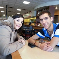 Photo taken at Cicis by Michael S. on 1/10/2013