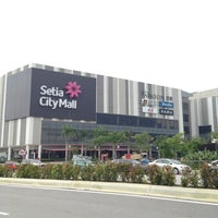 Photo taken at Setia City Mall by Sim L. on 3/24/2013