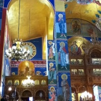 Photo taken at كنيسة دخول السيد إلى الهيكل by Helena M. on 11/21/2013