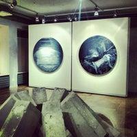 Снимок сделан в Новый музей пользователем Anna N. 2/16/2013