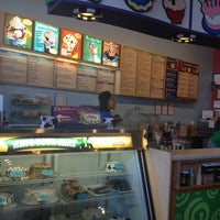 Photo taken at Ben & Jerry's by Jackie B. on 4/27/2013