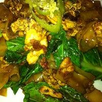 Photo taken at Little Basil Thai Cuisine by Lisa F. on 3/14/2013